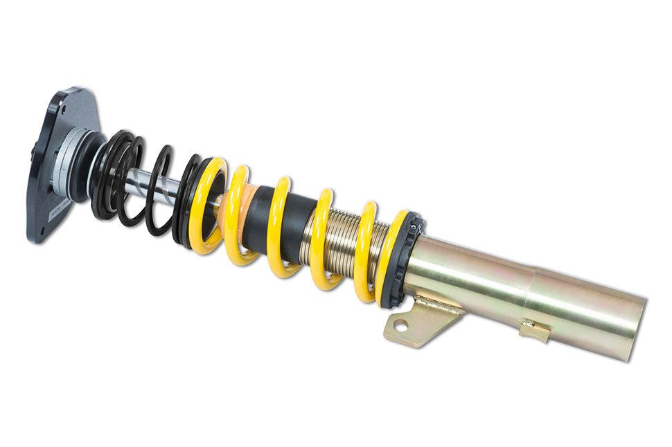 Zusätzlich bietet das ST XTA Uniballager den großen Vorteil, dass Du den Sturz an der Vorderachse einstellen kannst.
