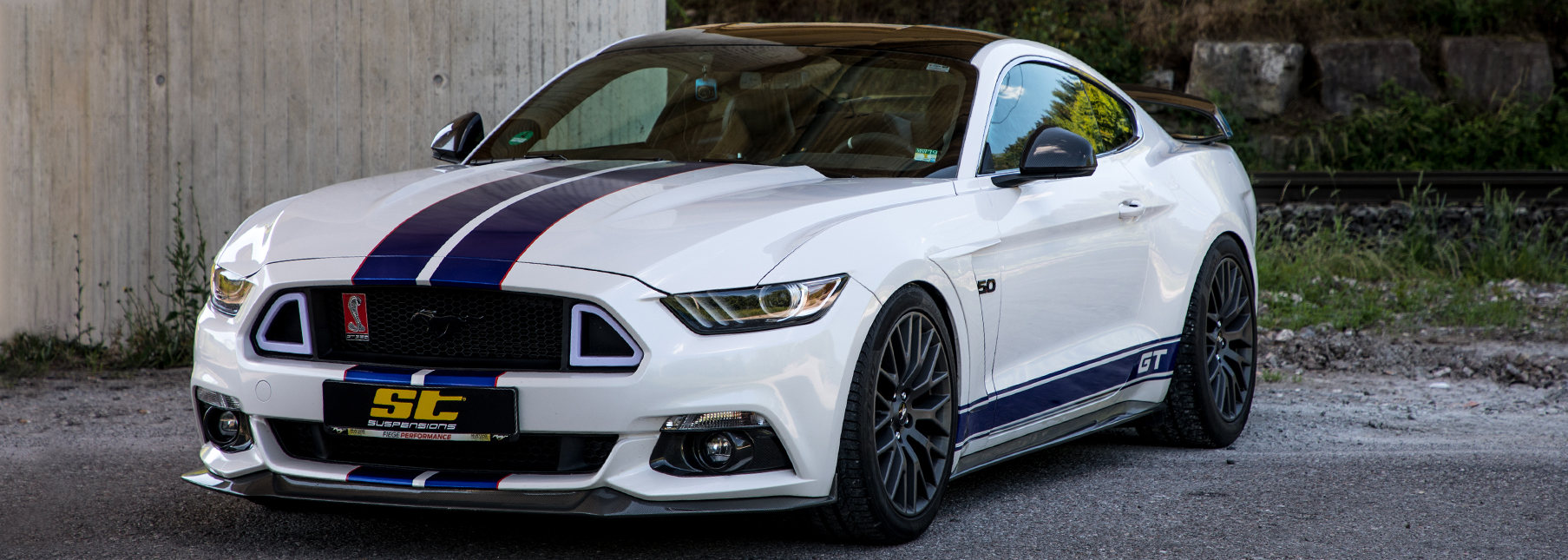 Ford Mustang LAE