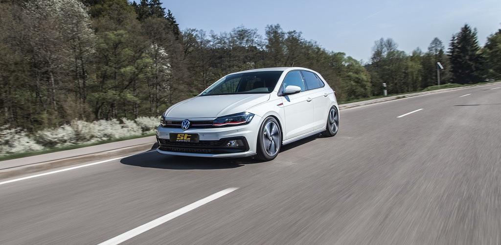 VW Golf Banner